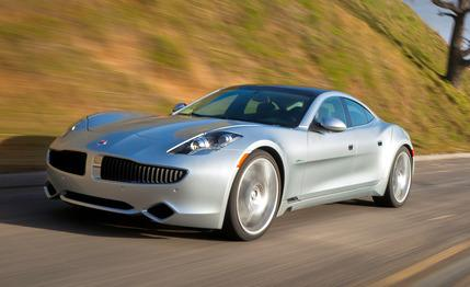 This is a Fisker Kamra - a true car for the masses!